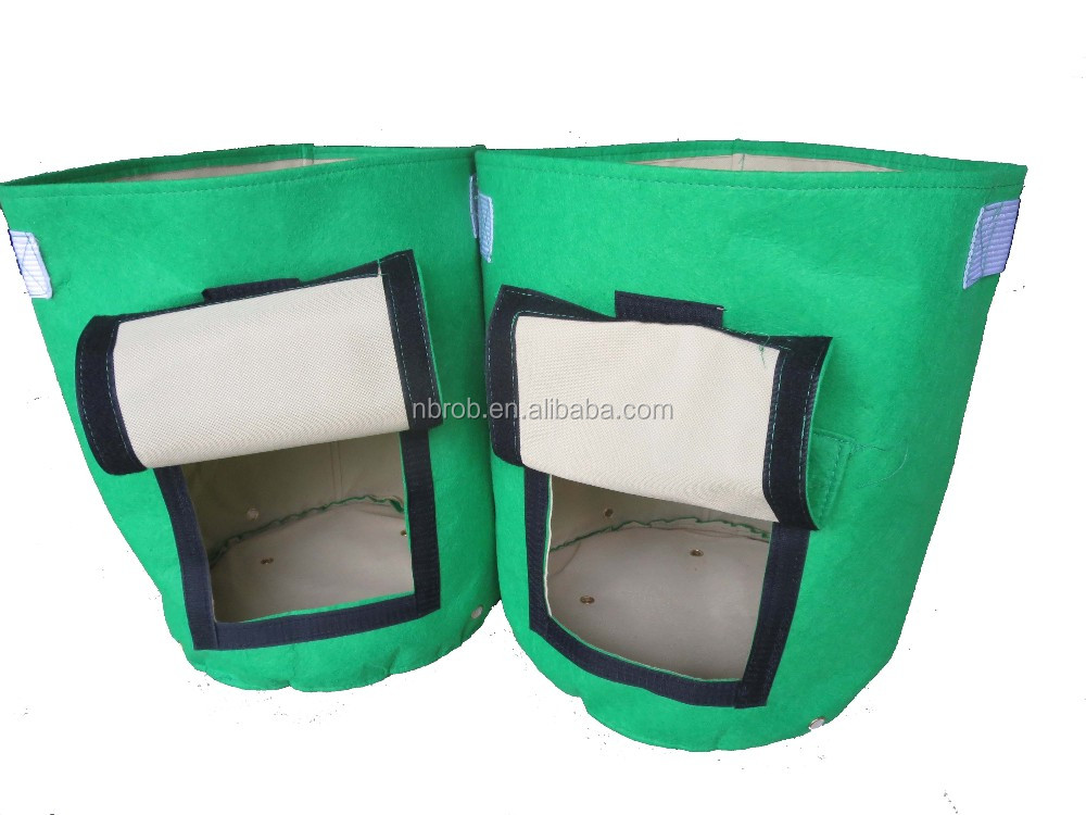 Non-Woven Garden Potato Grow Bag