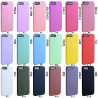 For apple iphone8 silicone case for iphone 8 case for iphone 8 cover thick thick thick 2.0mm strong