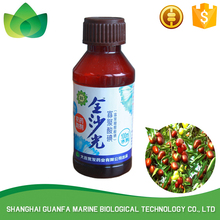 Factory directly provide 10% Iodine Oligosaccharide Acids plant growth regulator for cotton