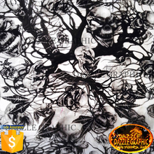High Popularity Dazzle Graphic Bone Heads pattern No.DGJJ738 Hydrographics Printing Film Lost Soul Water Transfer Film