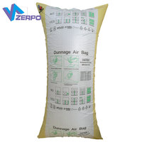 Best selling air kraft dunnage bags inflation bag inflatable