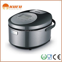 Touch Control Square Electric Multi Rice Cooker