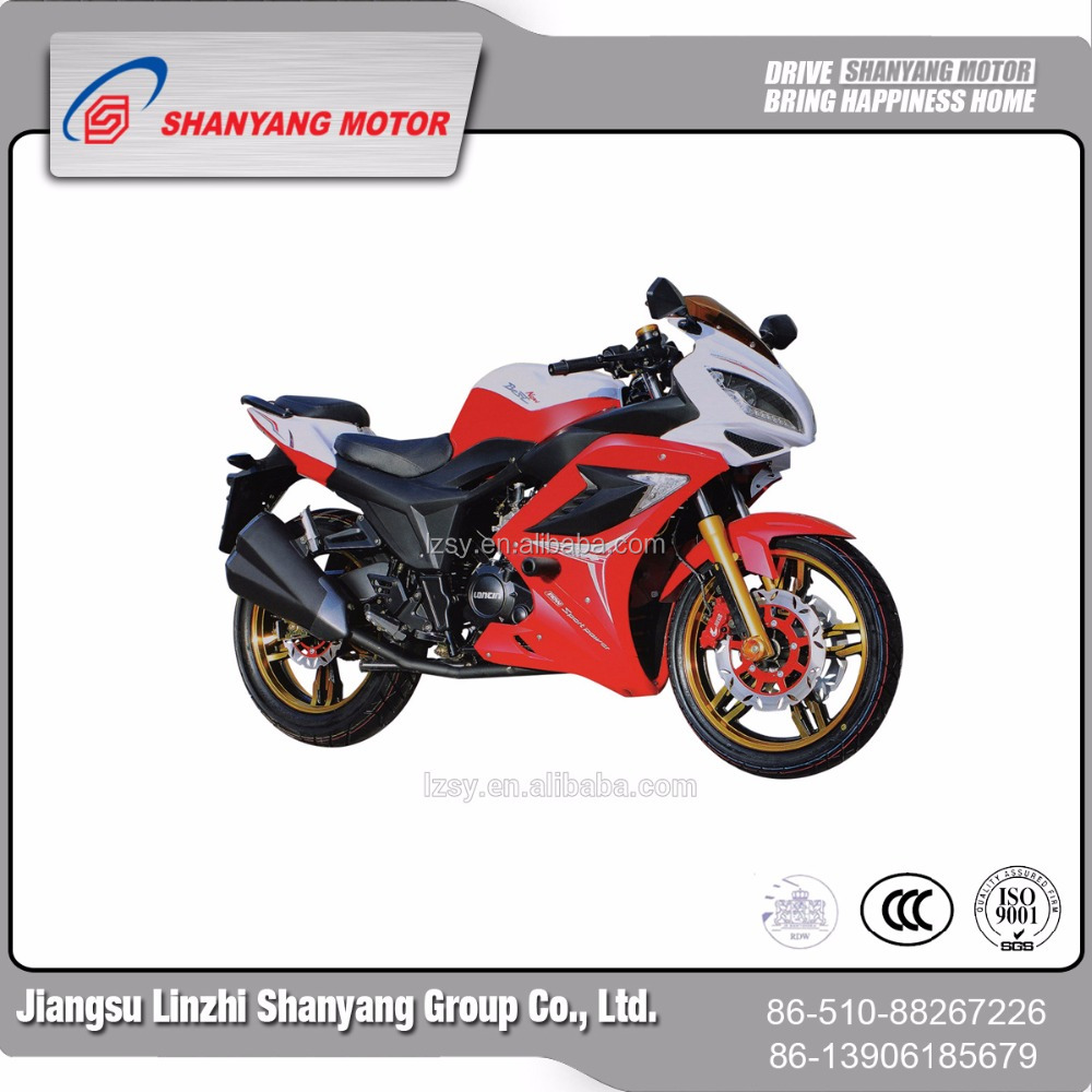 engine lifan 250cc chinese motorcycles for sale (SY250-3)