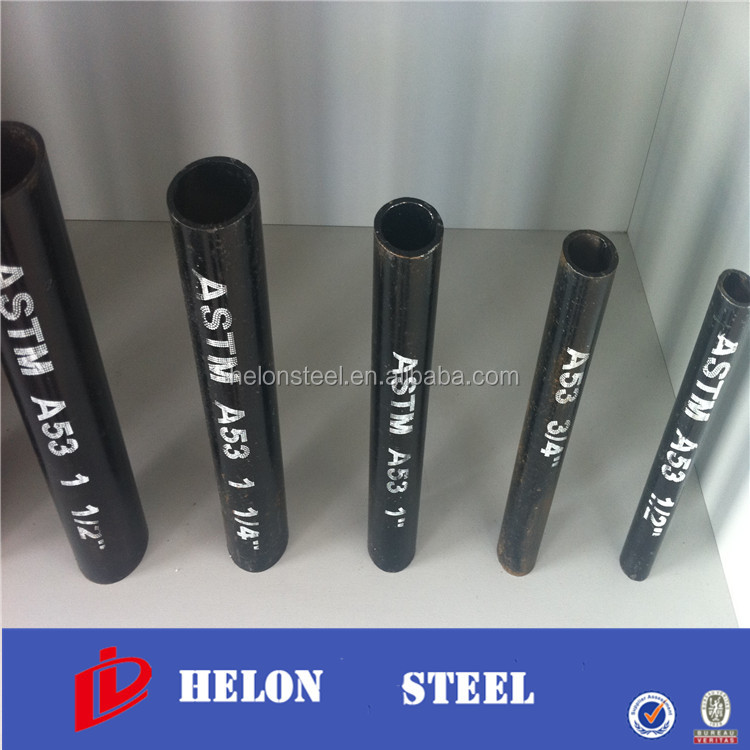carbon steel pipe st35.8 !! din 2448 st35.8 seamless carbon steel pipe