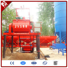 Hot Selling Small Famous Brand Hzs25 New Ready-Mixed Mini Compact Skip Hoist Cement Concrete Batching Plant In Philippines