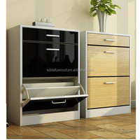 modern simple shoes cabinet for living room furniture