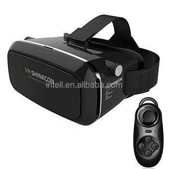 VR shinecon 3d vr shinecon 3d vr glasses for computer/smartphone