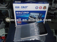 DVD /LCD /LED Promotional PE Air Plastic Material New Packaging