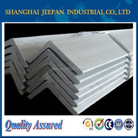 ShangHai factory 316 stainless steel angle bar price