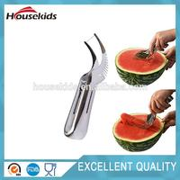 Professional stainless watermelon slicer with CE certificate HS-KG007