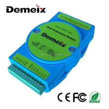 Demeix DMXI1088 8/8-ch Isolated RS-485 industrial ethernet i/o module PLC Digital Input/Output Modbus rtu protocol