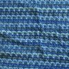 Polyester Raschel Knit Garment Fabric