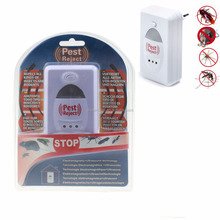 Pest Reject Ultrasonic Electronic Insect Pest Repeller--