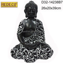 Ceramic cement buddha,buddha garden statue for sale