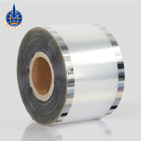 Custom PET/CPP cup sealing film plastic roll film