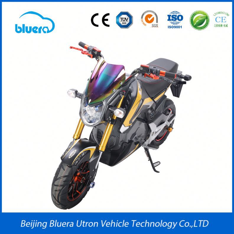 Hight Quality 1000 Watt Fast Electric Motorcycle 9000W