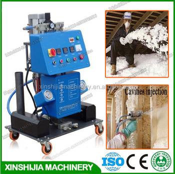 polyurethane foam machine for sale