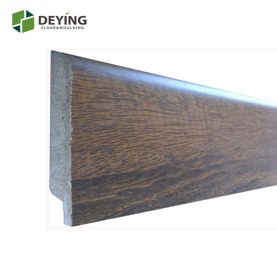 Flooring Accessories Manufacture Laminate Skirting Board