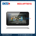 Accept trial order bluetooth wifi phone call Boxchip A13 Cortex A8 Multi-Core tablet pc 7 inch