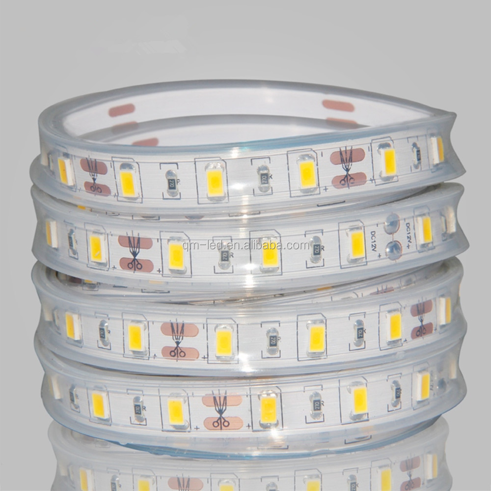 5m Silicon Waterproof Swimming Pool 12v 5630 Led Strip Light Buy 5630 Led Strip Light