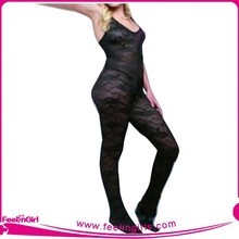 Wholesale Good Quality Hot Sheer Cheap Sexy Body Stocking