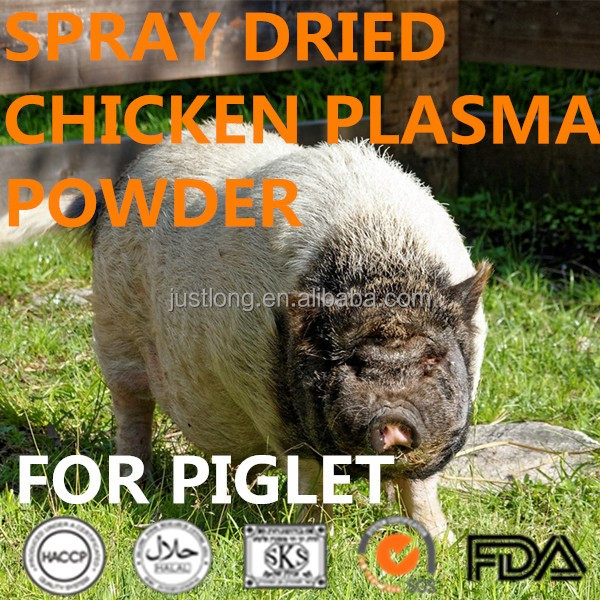 low Blood meal price spray dried chicken plasma powder for pig feed