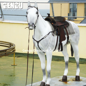 Amusement park electronic riding horse for sale
