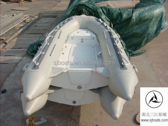 Tender RIBs Inflatable Boats with Vacuum moulded FRP hull