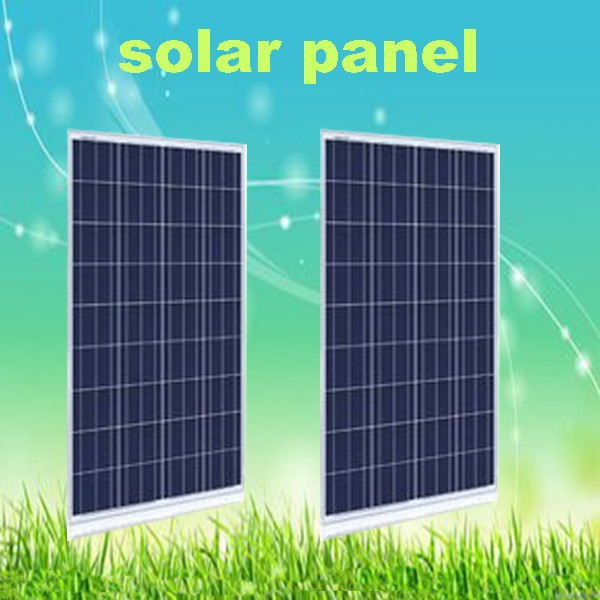 Low Price 100w Solar Panel From 1w to 300w with ce certified