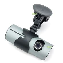 two channel record GPS tracking car driving recorder, car DVR XY-3000