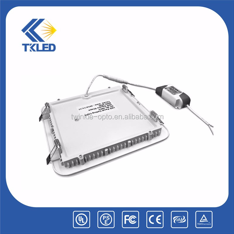 Cheap price good quality LED panel light price, LED light panel with Emergency driver