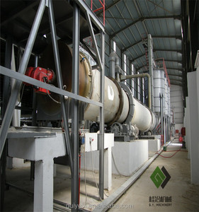 Gypsum powder production line with 10 to 200 thousand tons yearly