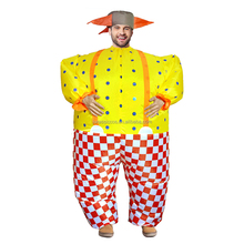 Christmas Costume Inflatable Clown Costumes For Women
