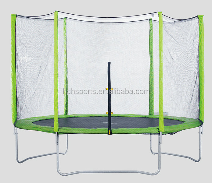 10FT Trampoline Outdoor with Enclosure for Children