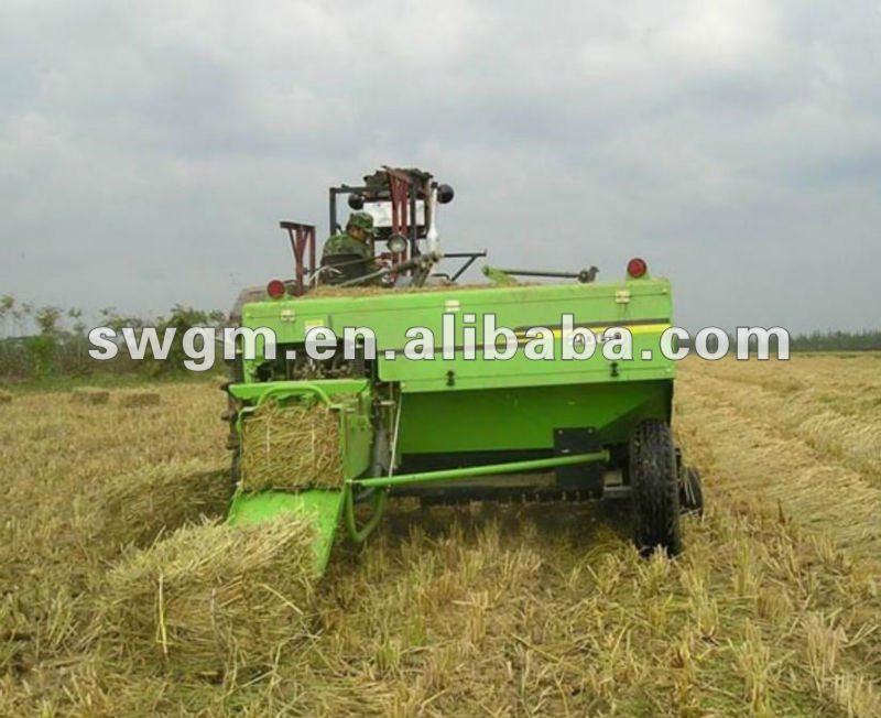Hot selling SHB2060 Square Hay Baler For 25-50HP Tractor