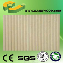 restaurant bamboo wall covering