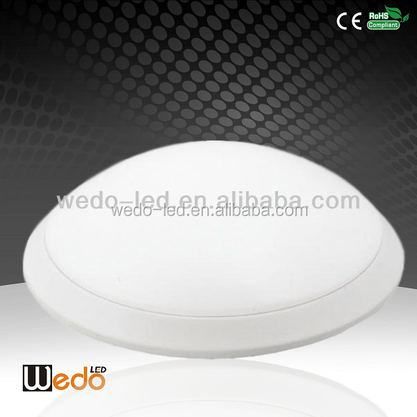 LED Ceiling Light with motion sensor and time delay SAA 24W with 0.5W Samsung LED Chip