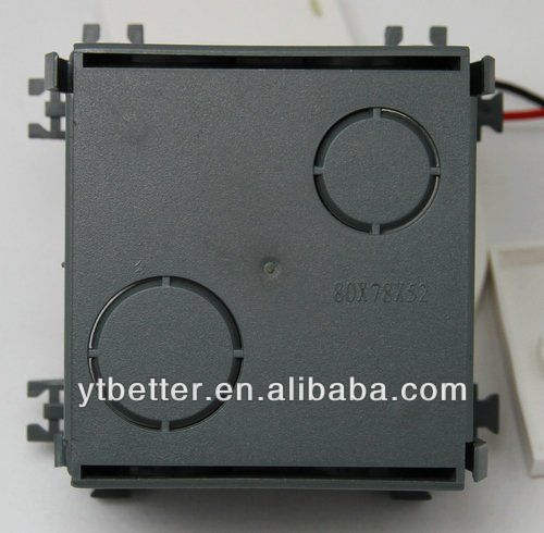 China Manufacturer electrical junction box cover