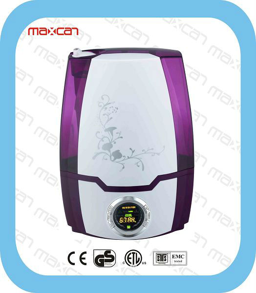Purple MH 505 Ultrasonic Humidifier CE