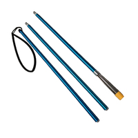 2 Meter 3 in 1 Fibereglass Pole Spear for Fishing Hunting