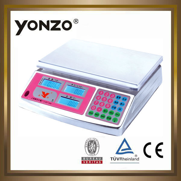 40kg low price electronics type of weighing scale