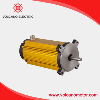 high efficiency 3000rpm Brushless DC Motor 750W 110v