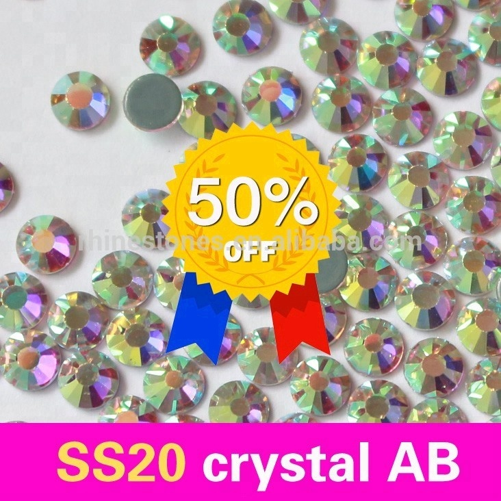 S0808 Rainbow Shiny Grade SS16 4MM 200 gross Hot Fix DMC Rhinestone Factory,SS16 AB <strong>crystals</strong> and ss16 clear <strong>crystal</strong>