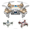 Cheerson CX-10W CX10W Wifi FPV 0.3MP Camera LED 3D Flip 4CH CX10 Update Version Mini Drone BNF Helicopter Toy Gift