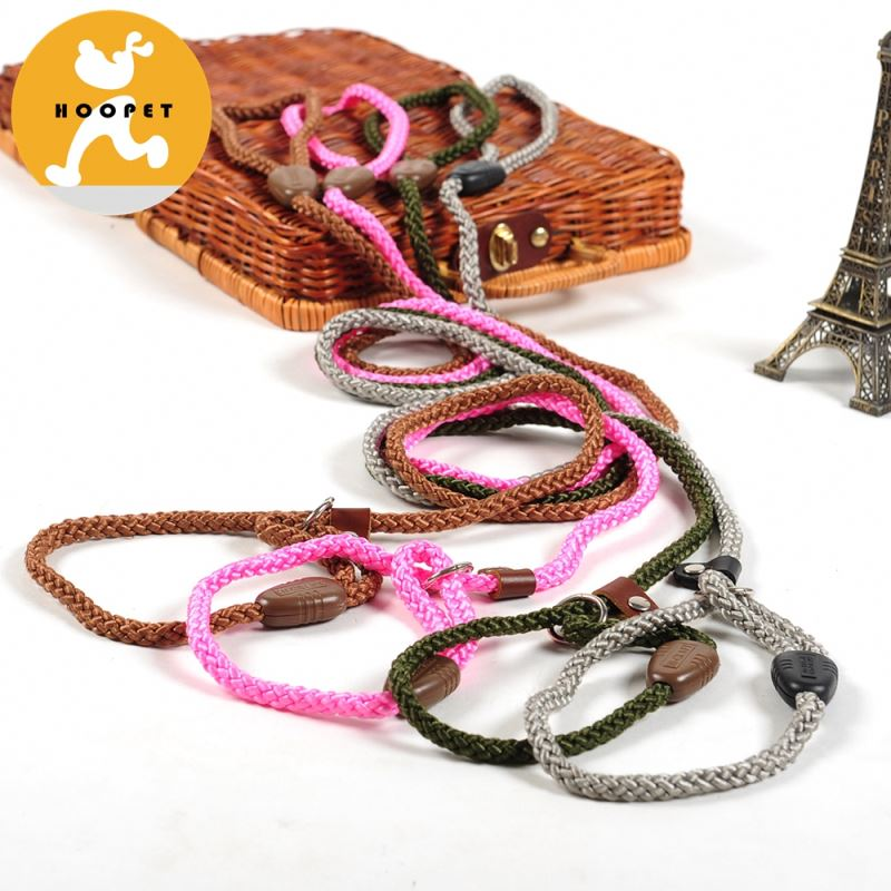 Pet leash and lead nylon dog leash friendly dog collar pet products