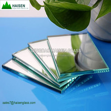 Factory Direct 2140*3300 Large Sheet Mirror Glass Wholesale