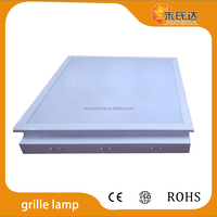 Acrylic Cover Material and Fluorescent Light Source dust proof light fixture