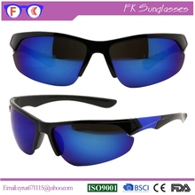 Fashion Design and Good Price Personalized Cheap Sunglasses Sport Eyewear Football