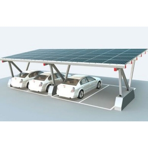 Portable carports garages with polycarbonate roof for sale