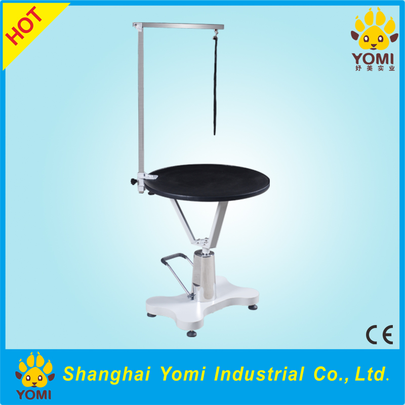 YM-YY-001 pet dog grooming hydraulic lift table